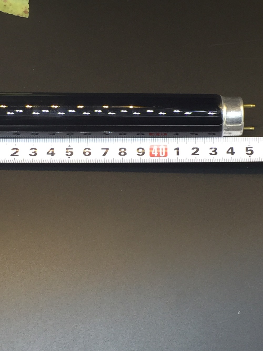 "Купить с кэшбэком UV BLB Fluorescent UVA Blacklight Blue Linear Tube Replace Bulb 15w 18"" Length Base Type G13 (bi-pin)  10w 13"" Avaiable F10T8"