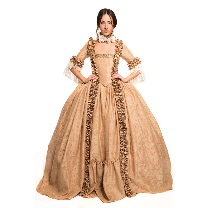 18th Century Court Marie Antoinette Ball Gowns Gothic