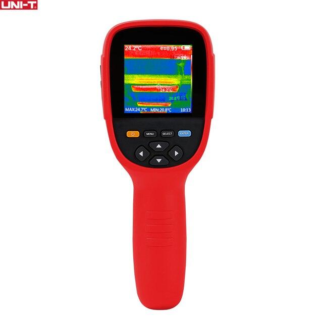 Тепловизионная камера UNI T UTi220A, инфракрасная тепловизионная камера с высоким разрешением изображения, тепловизор, детектор нагрева пола