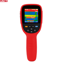 Uni t uti220a câmera térmica infravermelha hd industrial alta resolução de imagem detector de aquecimento de piso térmico imager