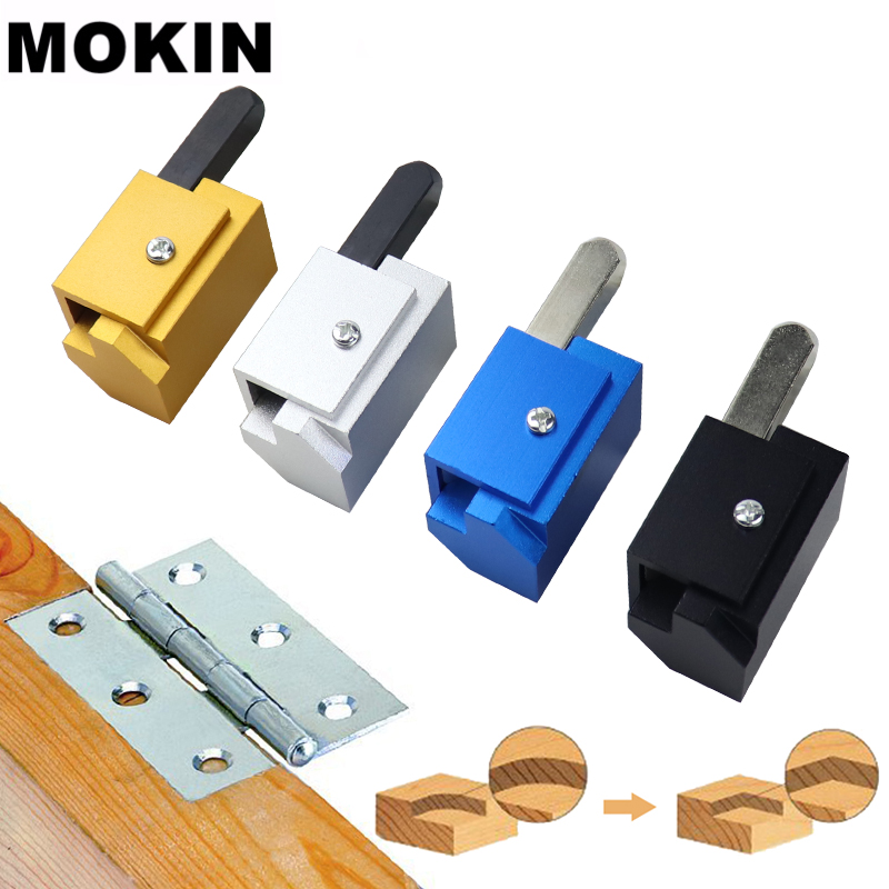 Corner Chisel Quick Cutting Wood Chisel Angle Knife Square Hinge Recesses Mortising Wood Carving Tools