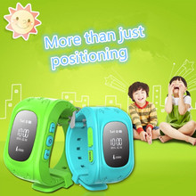 Smart watch Q50 OLED Child GPS Tracker SOS Monitoring Intelligent Positioning Phone Kids GPS Clock Compatible IOS and Android