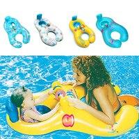 Надувной круг для плавания аксессуары для плавания плавательный круг Двойные аксессуары для бассейна надувные колеса Swimtrainer круги