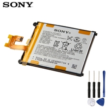 Original Replacement SONY Battery LIS1543ERPC For Sony Xperia Z2 SO-03 D6502 D6503 L50w Sirius Genuine Phone 3200mAh