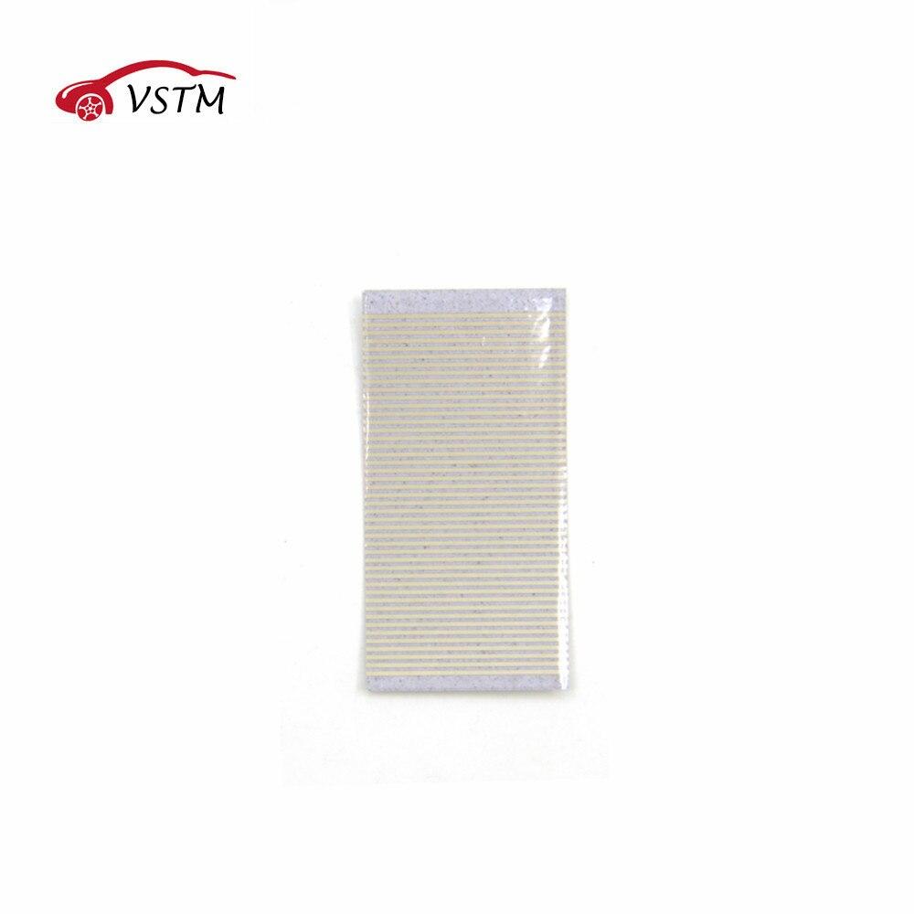 Cavo A Nastro Per Bmw E34 Pixel 5 Serie Del Cruscotto Tachimetro Cluster Di Riparazione Lcd Strumento Di Pixel Cavo Piatto