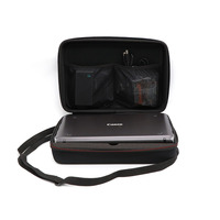 Nylon Hard shell Box Travel Carrying Storage Case bag For CANON PIXMA iP110 Wireless Mobile Printer