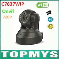 VStarcom C7837WIP 720P Ip Camera Wifi IP Camera Day Night Vision Wireless HD CCTV Camera IOS