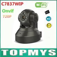 VStarcom C7837WIP 720P Ip Camera Wifi IP Camera Day Night Vision Wireless HD CCTV Camera IOS