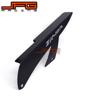 Black Chain Guards Cover For Kawasaki ZX10 ZX10R ZX 10R 2006 2007 2008 2009 Motorcycle Parts