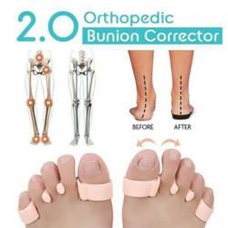 Регулировщик ноги кости носок для ухода за кожей стоп вальгусной с бантом на ноги педикюр ортопедический Bunion Корректор ног разделитель PU