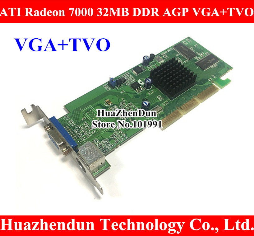 ATI RADEON 7000 AGP 32MB DESCARGAR CONTROLADOR