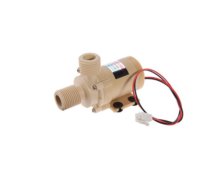 Dc Electric Centrifugal Water Pump Low Noise With 12v
