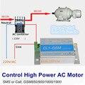 Controlador Gsm Sms Interruptor de Relé de Control Remoto para La Puerta Abierta Electrodomésticos Motor de la Bomba de Agua de encendido/apagado.