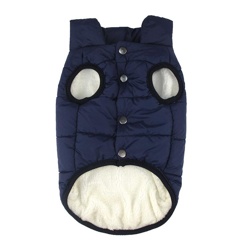 Зимняя одежда для собак-1