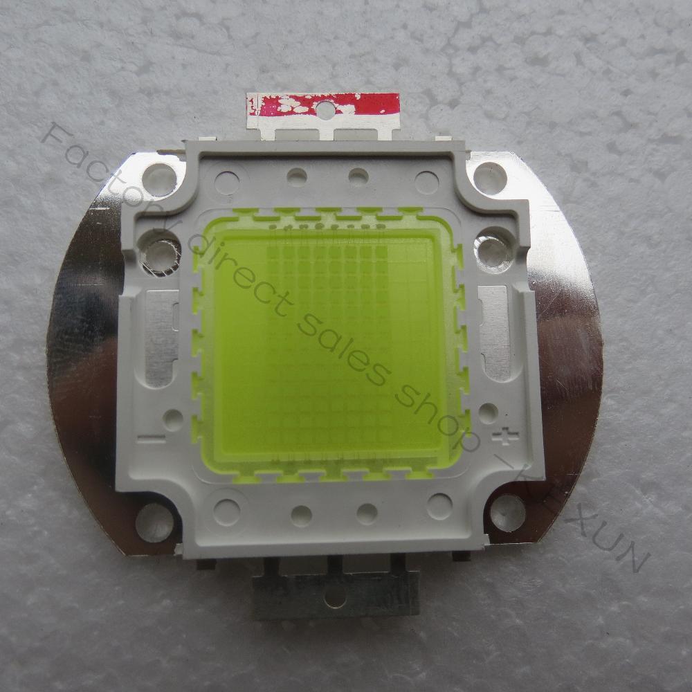 mini projektor světla 45mil bridgelux chip150-160lm / w 128w diy projektor vedl lampu korálky žárovky osvětlení dopravu zdarma (5ks / lot)