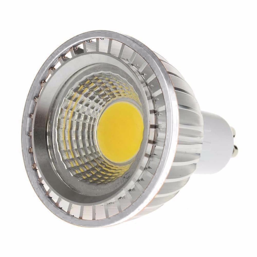 Купить с кэшбэком LED spot COB PAR20 Bulb 220V110V dimmable GU10 GU53 E27 7W 9W 12W bulb LED P20 Spotlights Lamps  Warm/Pure/Cold White Spot light