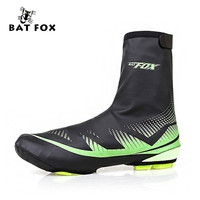 BATFOX Cycling Waterproof Bicycle Lock Shoes Cover Unisex Smooth Windproof Warm Road MTB Bike Cycling Bicycle