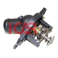 Engine Coolant Thermostat Assembly 19301 PNA 003 19301 RAF 003 For Honda Civic Si CR V
