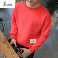 Hot Selling Men Brand Designer Mens Long Sleeve Cotton Material Sweatshirt With Pullover KXP Y12