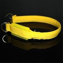 LED Pet Dog Collar | Light-up Flashing Collar Dogs