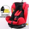 Бесплатная доставка  От 0 до 12 лет Детское Автокресло для новорожденных  автомобильное кресло-трансформер  Isofix интерфейс  безопасное кресло ...