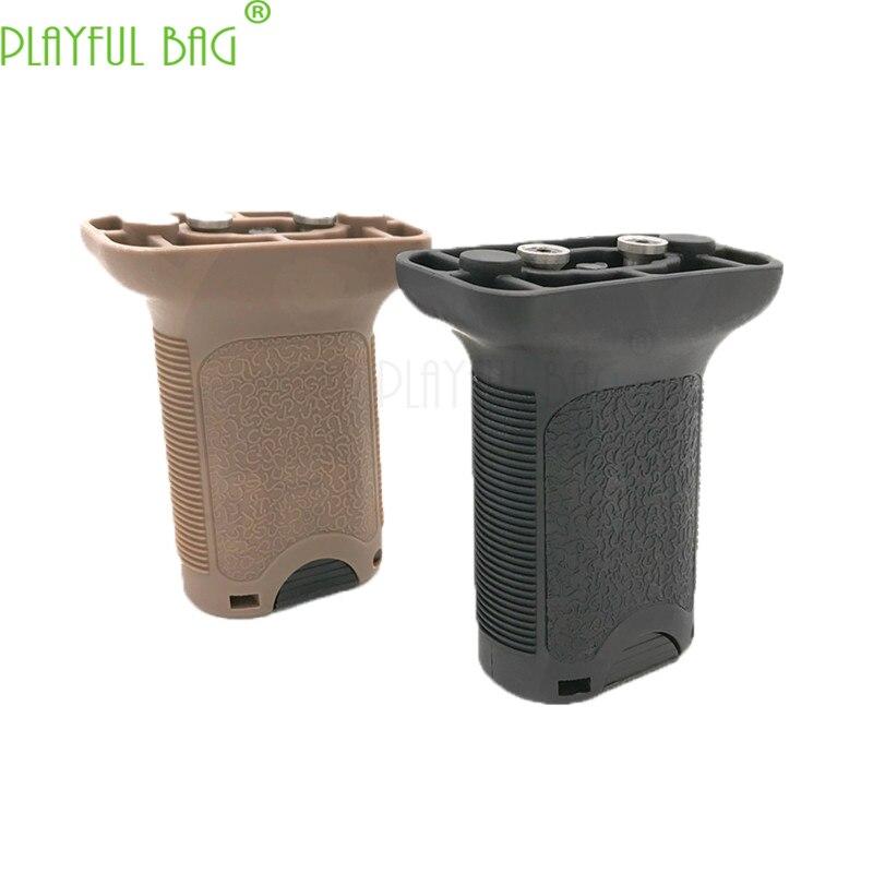 Outdoor Activities CS Water Bullet Gun TD Style Keymod Nylon Material Front Grip TD Grip Keymod Tactical Grip Accessories LI21