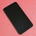 """Garantia 100% testado tela de LCD de trabalho tela de toque digitador assembléia + quadro para Meizu MX4 5.36 """" peças de reposição celular"""