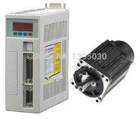 1Set High Quality AC Servo Motor 1 91N M 600W 3000RPM 60ST With Driver System 60ST