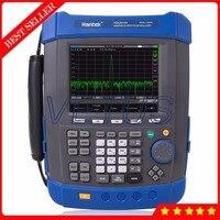 HSA2016A интерфейс USB Ручной цифровой анализатор спектра с портативный измеритель напряженности поля спектр monitor