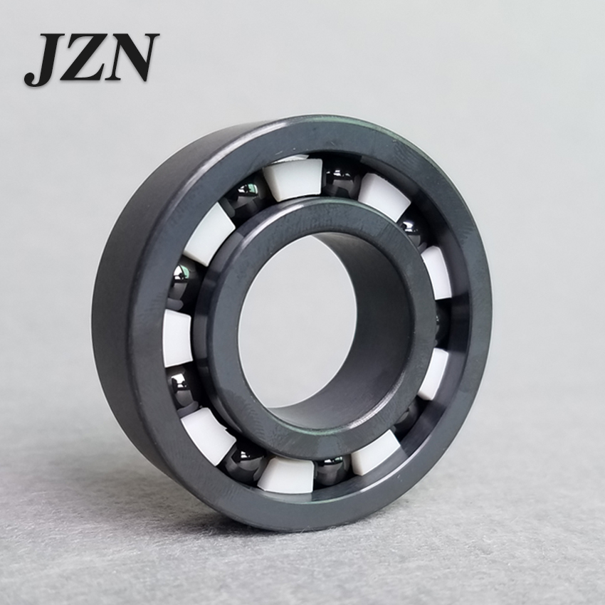 6200 6201 6202 6203 6204 6205 6206 Silicon Nitride Ceramic Bearings,zirconia Bearing