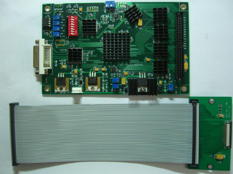 Brand new 14Y55G LCD driver PCB for Doli 2300/1210/1810/0810 minilabs brand new lcx028 lcd for doli 2300 minilab