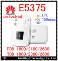 Unlock Huawei E5375 lte 4g mifi Router 4g lte Mobile Hotspot lte 4g dongle Wireless Pocket Wifi router pk e5776 e589 e5372