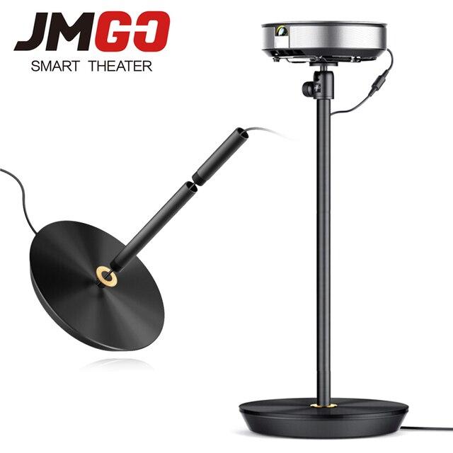 JMGO Projector Adjustable Upright Holder + Bobbin Winder Pedestal. Upright Stand for JMGO G1, G1S.