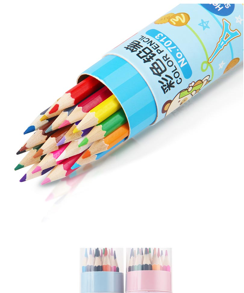 Deli painting color pencil 12/18 colors High quality drawing painting colors pencil artist supplies sketch Color Pencil 10