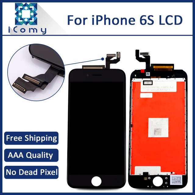 super popular 8815b e9ea3 US $145.0 |Chinese Complete LCD Best Price For Apple iPhone 6s LCD Display  AAA Quality Touch Screen Digitizer Full Assembly Replacement-in Mobile ...