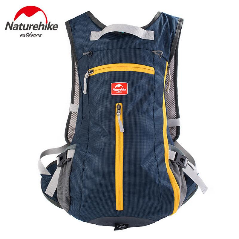 Naturehike bolso impermeable de la bicicleta ciclismo bike sport mochila bolsa d