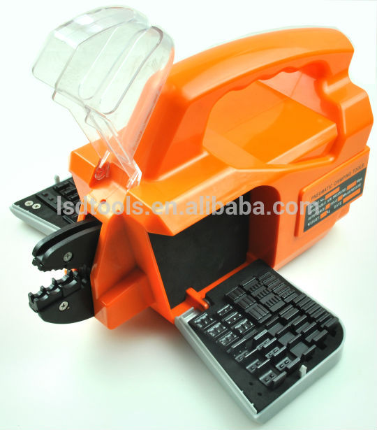 AM-30 LSD High quality New air crimping machine pneumatic crimping tool for cable terminals connectors with 1 dies et цены