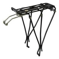 Bicicleta rack de bicicleta assento traseiro bagageiro quadro montado pannier para montagem de freio a disco fk88|Rack de bicicleta| |  -