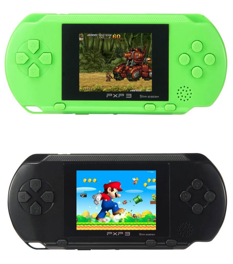 x6 4.3 handheld game console support 16 bit 32 bit LCD Video Game Console MP3 MP5 ebook game Player mp5 video game