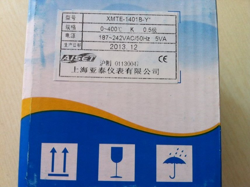 Shanghai Yatai Instrumentation thermostat XMTE-1401B-Y  цены