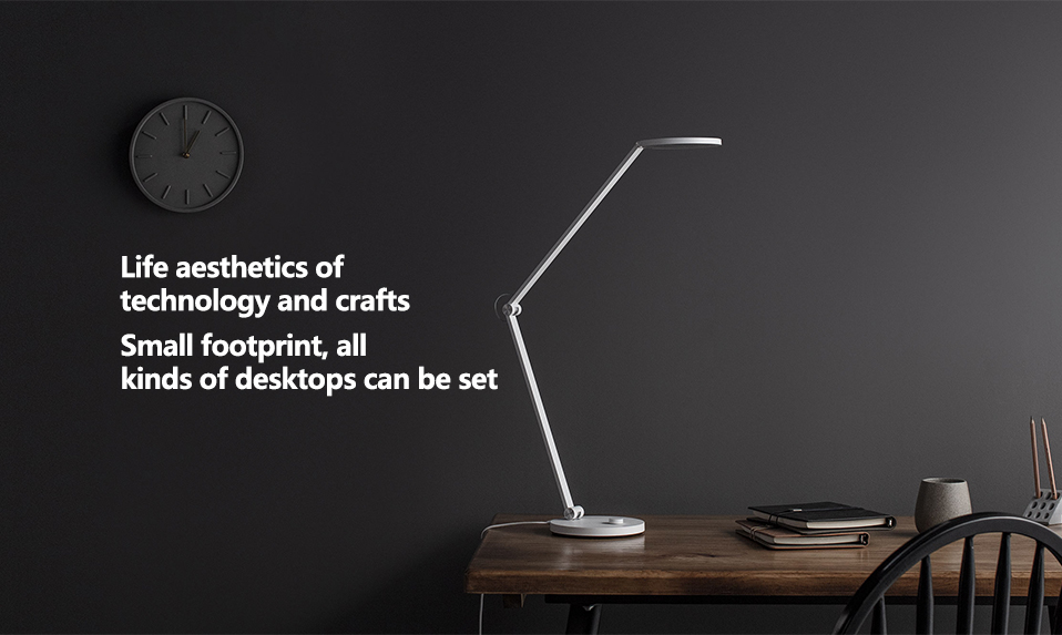 Xiaomi Mijia LED Desk Lamp Pro Smart Eye Protection Table Lamps Dimming Reading Light Work with Apple HomeKit Reading Light (14)