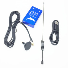 100 KHz-1.7 GHz Pleine Bande Logiciel Radio RTL-DTS Récepteur RTL2832U + R820T2 Aéronautique Bande TV Récepteurs