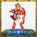 EM estoque Aurora Modelo Cs Modelo Eta Benetanash Mimir figura de ação Saint Seiya Pano Mito Armadura De Metal