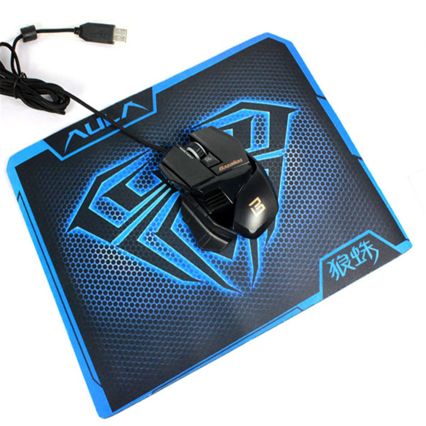 Best Price AULA Comfort Speed Control Edition Gaming Mouse Mat Pad Mousepad