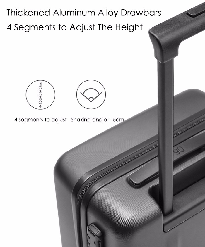 Original Xiaomi 90 Minutes Spinner Wheel Luggage Suitcase 20 Inch for 15 Inch Laptop SPSR (9)