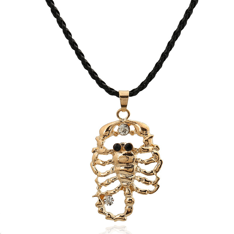 buy wholesale gold scorpion pendant from china gold