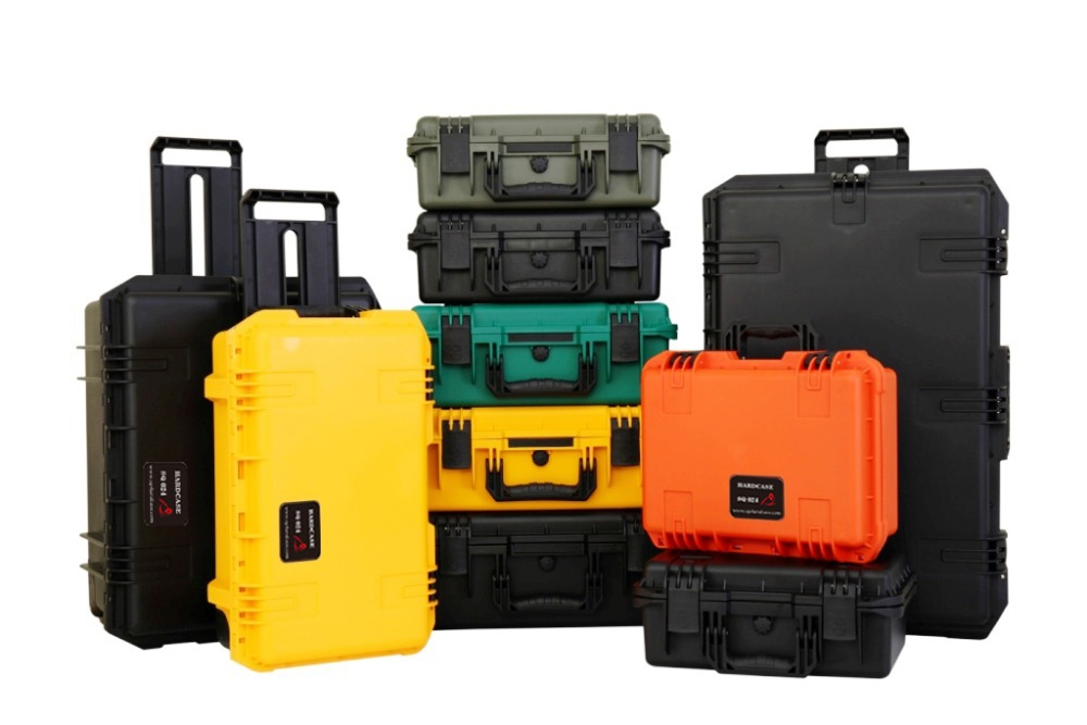 Strong military equipment plastic toolbox