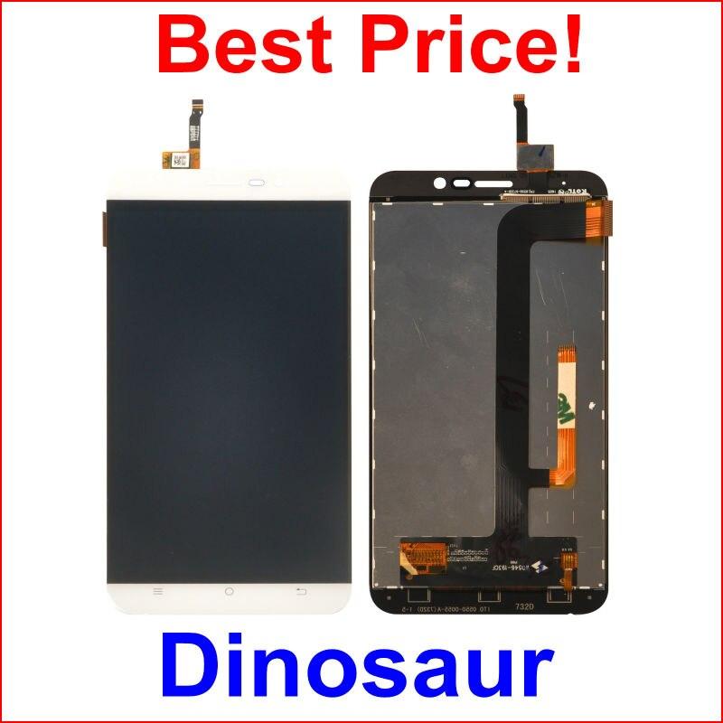 imágenes para Dinosaurio Cubot Pantalla LCD 100% Original Dinosaurio Accesorio de Reemplazo LCD + Pantalla Táctil para Cubot Smartphone + Herramientas Gratuitas
