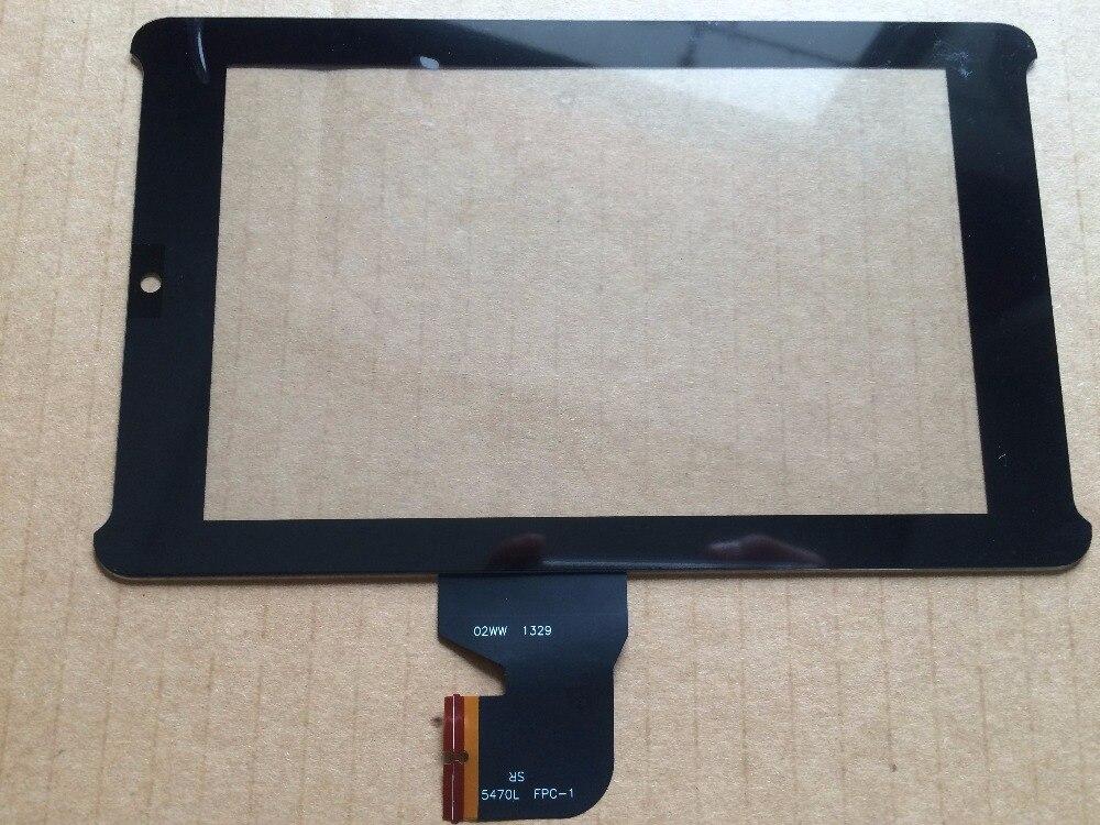 Panneau de capteur d'écran tactile numériseur en verre, pour Asus Fonepad 7 ME372CG ME372 K00E 5470L FPC-1, livraison gratuite