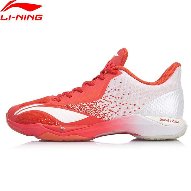 Li-Ning Men DAGGER SE Badminton Shoes Wearable DRIVE FOAM Cushion Support PROBAR LOC LiNing Li Ning Sport Shoes AYZP003 XYY116